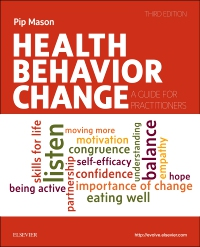 cover image - Health Behavior Change Elsevier eBook on VitalSource,3rd Edition