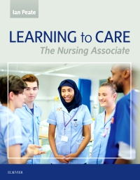 cover image - Learning to Care Elsevier eBook on VitalSource