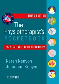 cover image - The Physiotherapist's Pocketbook Elsevier eBook on VitalSource,3rd Edition