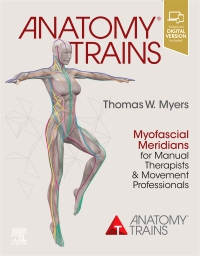 cover image - Anatomy Trains - Elsevier eBook on VitalSource,4th Edition