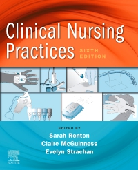 cover image - Clinical Nursing Practices Elsevier eBook on VitalSource,6th Edition