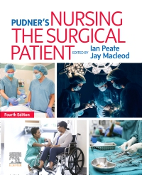 cover image - Pudner's Nursing the Surgical Patient Elsevier eBook on VitalSource,4th Edition