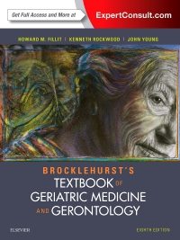 cover image - Brocklehurst's Textbook of Geriatric Medicine and Gerontology - Elsevier eBook on VitalSource,8th Edition