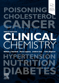 cover image - Clinical Chemistry,9th Edition