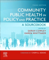 cover image - Community Public Health in Policy and Practice,3rd Edition