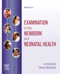 cover image - Evolve Resources for Examination of the Newborn and Neonatal Health,2nd Edition
