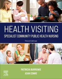 cover image - Health Visiting - Elsevier eBook on VitalSource,3rd Edition