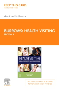 cover image - Health Visiting - Elsevier eBook on VitalSource (Retail Access Card),3rd Edition