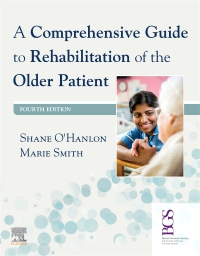 cover image - A Comprehensive Guide to Rehabilitation of the Older Patient Elsevier eBook on VitalSource,4th Edition