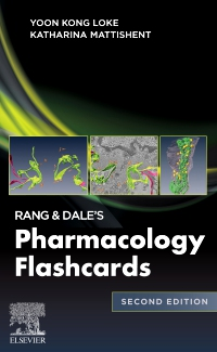 cover image - Rang and Dale's Flashcards - Elsevier E-Book on VitalSource,2nd Edition