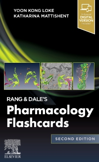 cover image - Evolve Resources for Rang and Dale's Flashcards,2nd Edition