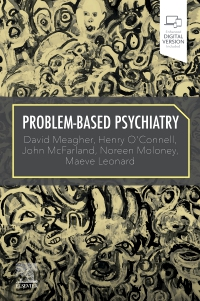 cover image - Problem-Based Psychiatry Elsevier E-Book on VitalSource
