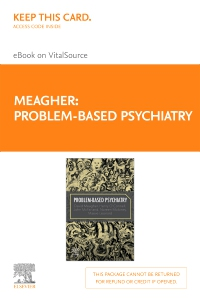cover image - Problem-Based Psychiatry Elsevier E-Book on VitalSource (Retail Access Card)