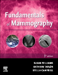 cover image - Fundamentals of Mammography,3rd Edition