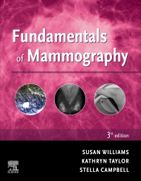 cover image - Fundamentals of Mammography - Elsevier eBook on VitalSource,3rd Edition