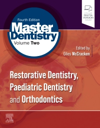 cover image - Master Dentistry,4th Edition