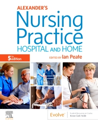 cover image - Evolve Resources for Alexander's Nursing Practice,5th Edition