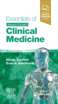 cover image - Essentials of Kumar and Clark's Clinical Medicine,7th Edition