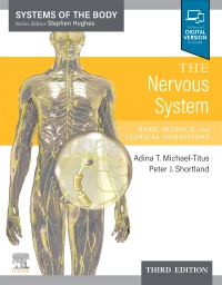 cover image - The Nervous System,Elsevier E-Book on VitalSource,3rd Edition