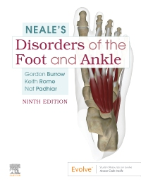 cover image - Evolve Resources for Neale's Disorders of the Foot and Ankle,9th Edition