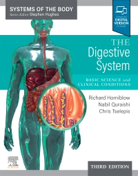 cover image - The Digestive System,3rd Edition