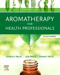 cover image - Aromatherapy for Health Professionals Revised Reprint,5th Edition