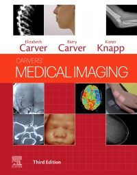 cover image - Evolve Resources for Carvers' Medical Imaging,3rd Edition