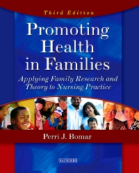 cover image - Promoting Health in Families,3rd Edition