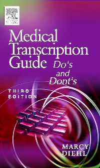 cover image - Medical Transcription Guide,3rd Edition