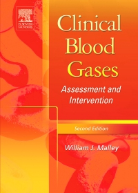 cover image - Clinical Blood Gases,2nd Edition