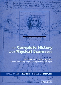 cover image - The Complete History and Physical Exam Guide