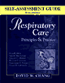 cover image - Self-Assessment Guide to Accompany Respiratory Care