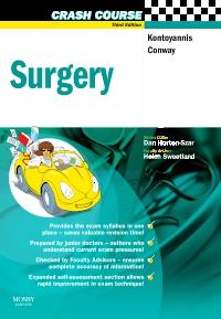 cover image - Crash Course: Surgery,3rd Edition