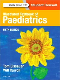 cover image - Illustrated Textbook of Paediatrics,5th Edition
