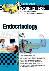 cover image - Crash Course Endocrinology Updated Edition: Elsevier eBook on VitalSource,4th Edition