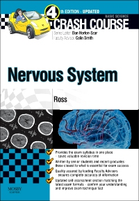 cover image - Crash Course Nervous System Updated Edition: Elsevier eBook on VitalSource,4th Edition