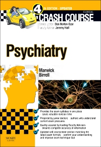 cover image - Crash Course Psychiatry Updated Edition: Elsevier eBook on VitalSource,4th Edition