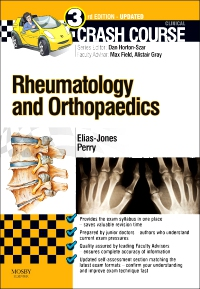 cover image - Crash Course Rheumatology and Orthopaedics Updated edition: Elsevier eBook on VitalSource,3rd Edition