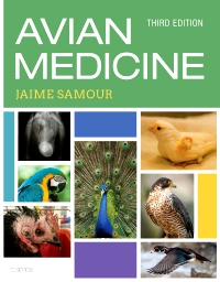 cover image - Avian Medicine - Elsevier eBook on VitalSource,3rd Edition