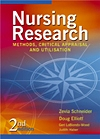 cover image - Evolve Resources for Nursing Research,3rd Edition
