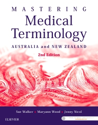 cover image - Mastering Medical Terminology,2nd Edition