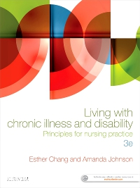 cover image - Living with Chronic Illness and Disability,3rd Edition