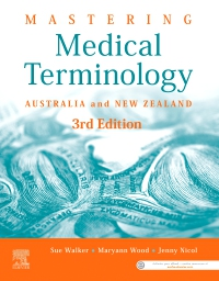 cover image - Mastering Medical Terminology,3rd Edition