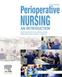 cover image - Perioperative Nursing,3rd Edition