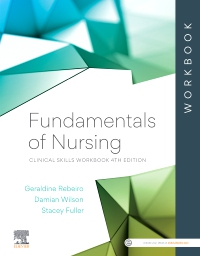 cover image - Fundamentals of Nursing Clinical Skills Workbook,4th Edition