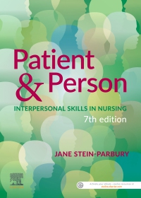 cover image - Patient & Person,7th Edition