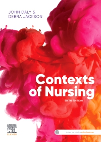 cover image - Contexts of Nursing,6th Edition