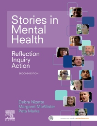 cover image - Stories in Mental Health,2nd Edition