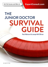 cover image - The Junior Doctor Survival Guide - E-Book