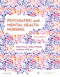 cover image - Psychiatric and Mental Health Nursing - VST E-Book,4th Edition